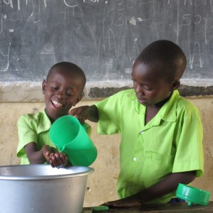 Copy of Child handwashing
